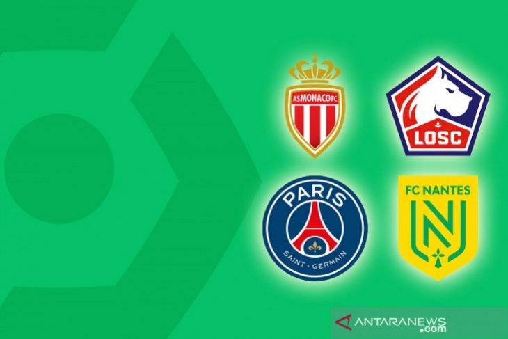Jadwal Liga Prancis : PSG bisa ke puncak dengan bantuan Monaco