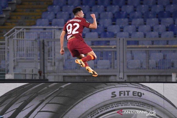 Liga Europa: Roma dan Granada bukukan keunggulan 16 besar