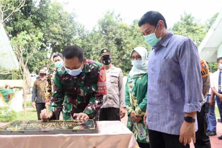 Wali Kota Kediri dukung keberadaan panti asuhan di Kodim 0809