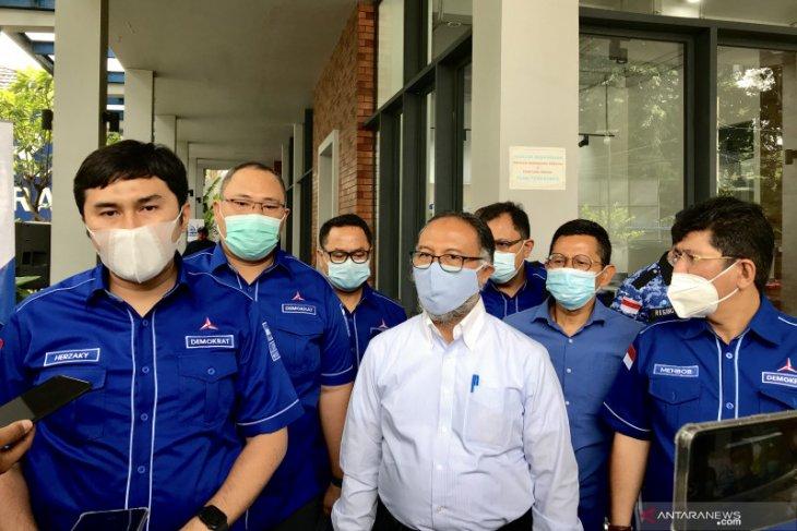 DPP Partai Demokrat resmi menggugat penggerak KLB ke pengadilan
