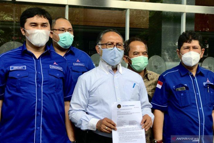 PN Jakpus terima berkas gugatan DPP Demokrat untuk Jhoni Allen Cs