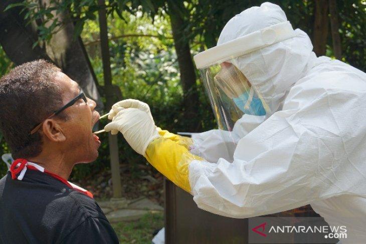 Pemeriksaan spesimen di Sumut mencapai 353.039 sampel