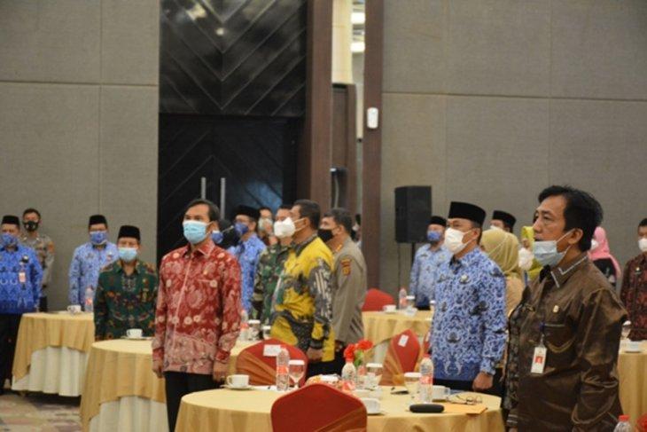 Ketua DPRD hadiri rakor Kependudukan dan Pencatatan Sipil tingkat Provinsi Jambi
