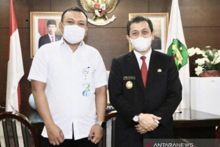 Wagub Hadi Mulyadi dukung program jaminan sosial pekerja keagamaan
