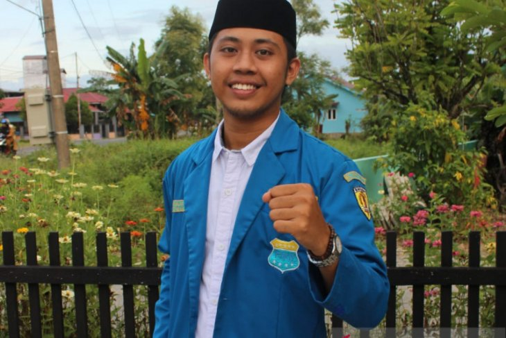 Yasin bertekad jadi Ketua KNPI HST