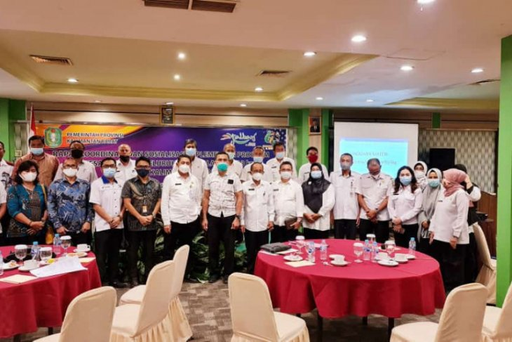 Pemprov Kalbar dan Pertamina sosialisasikan beli elpiji subsidi model H-1
