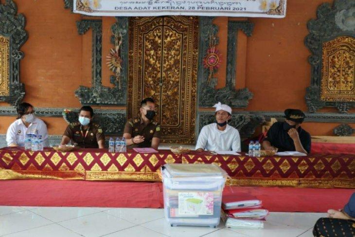Kejari Badung kembalikan 132 dokumen kasus korupsi LPD