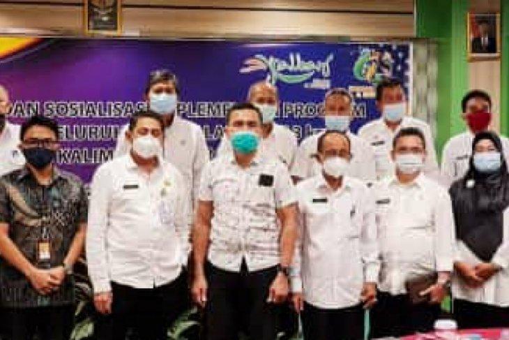 Disperindag Kalbar dan Pertamina sosialisasikan pembelian elpiji tiga kilogram model H-1 ke kabupaten/kota
