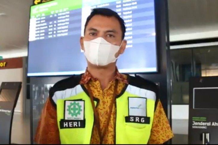 Nyepi, Angkasa Pura I hentikan sementara penerbangan Semarang-Bali