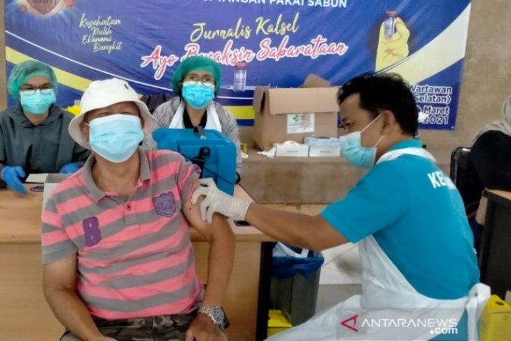 Dinkes: Program vaksinasi II sasar pedagang pasar tradisional