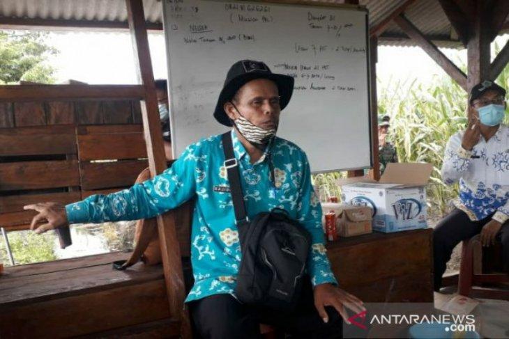Pemkab Bangka Tengah siapkan 10 hektare lahan penangkaran benih bawang