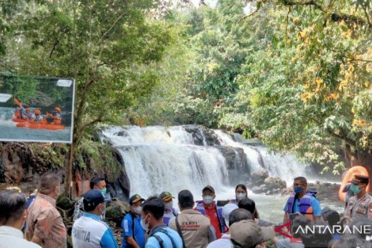 Riam Jugan sebagai destinasi wisata baru di Bengkayang