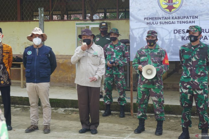 Prof Udiansyah : Pembangunan hunian sementara awal kehidupan lebih baik bagi korban banjir HST