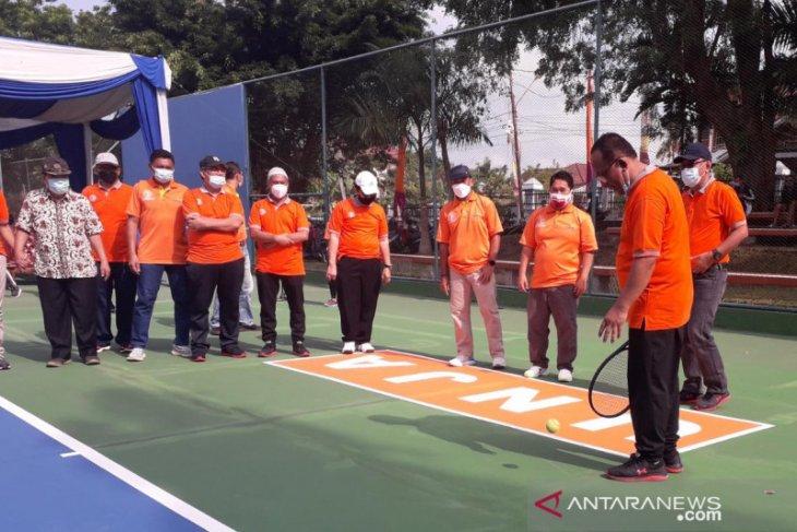 Unja gelar kejuaraan tenis piala Rektor Unja guna fasilitasi atlet