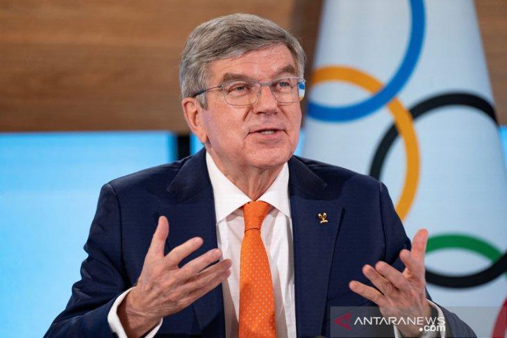 Presiden IOC berencana kunjungi Jepang bulan depan