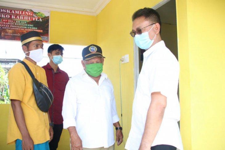 Wali Kota Pontianak apresiasi warga bentuk pos karhutla