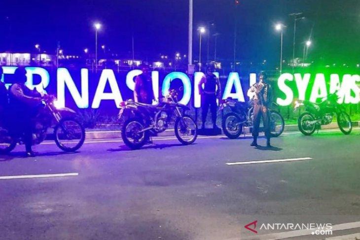 Polres Banjarbaru tekan kriminalitas di kawasan akses bandara