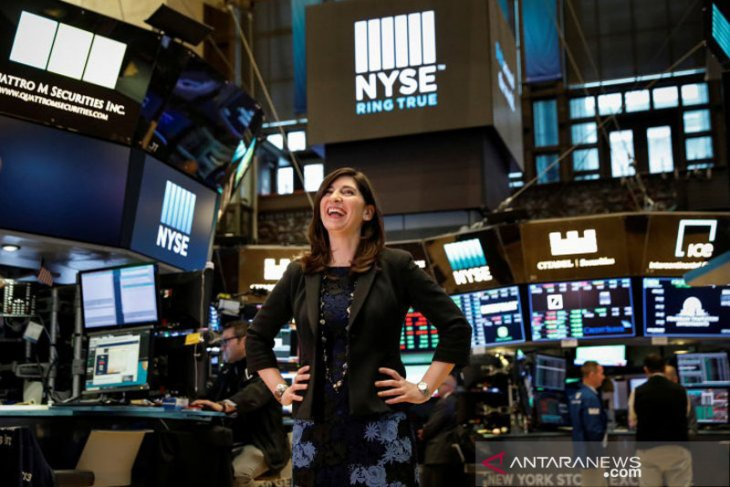Saham AS jatuh terpukul imbal hasil obligasi, Nasdaq anjlok tiga persen