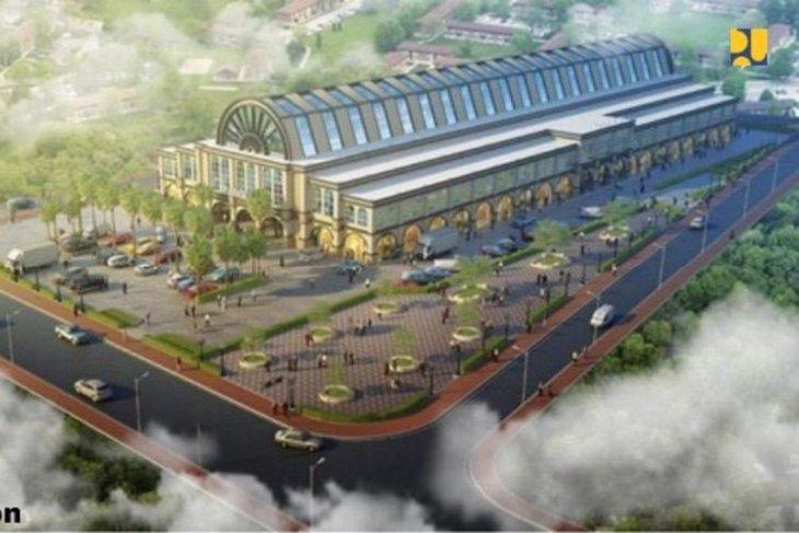 Pasar Pon Trenggalek ditargetkan beroperasi sebelum Ramadan