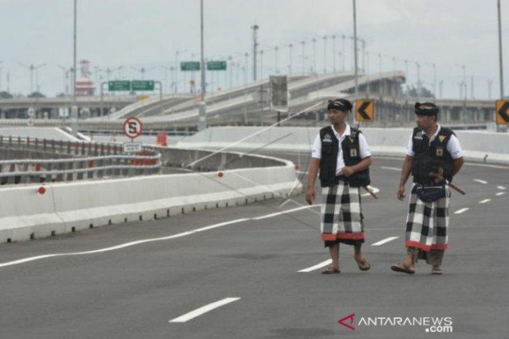 Jalan Tol Bali Mandara ditutup sementara saat Nyepi