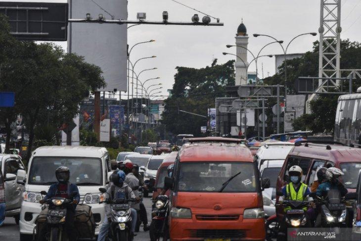 Polda Jabar catat ada 5.000 lebih pelanggar lalu lintas dari tilang elektronik