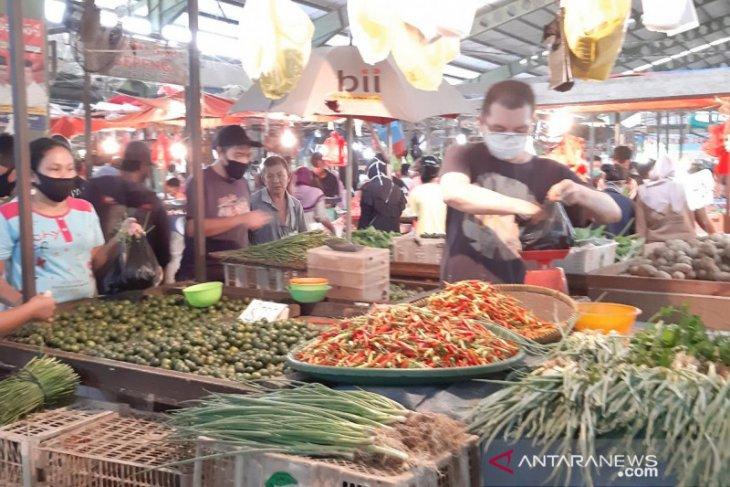 Menekan harga cabai pemicu inflasi di Kalbar