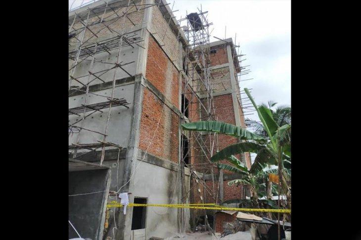 Setelah jatuh dari gedung sarang walet, warga Palangka Raya tewas