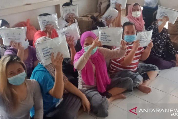 Dinsos Kalbar terima 108 PMI yang dideportasi oleh Malaysia