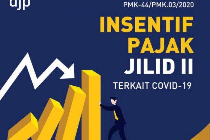 Sri Mulyani sebut 300 ribu wajib pajak manfaatkan insentif  pemerintah