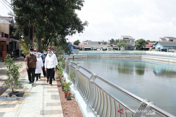 Wali Kota Airin: Tandon Puri Bintaro solusi atasi banjir