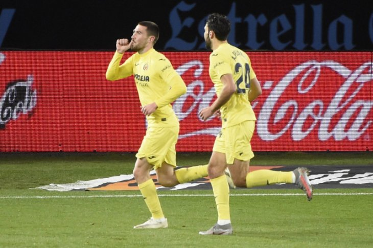 Liga Spanyol:  Villarreal kembali ke jalur kemenangan usai kalahkan Eibar 3-1