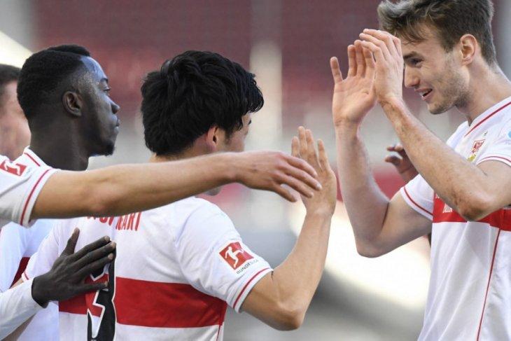 Stuttgart bungkam Hoffenheim 2-0