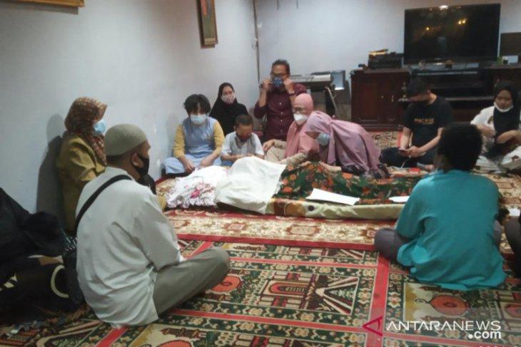 Anton  Medan tutup usia di Cibinong Bogor