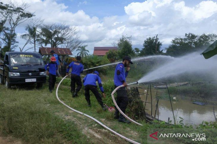 Tagana Kota Singkawang bersiap antisipasi karhutla
