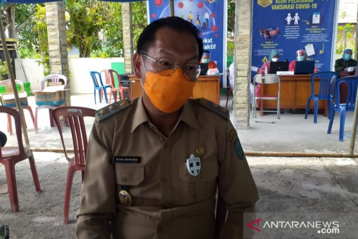 Pemkab Belitung mengevaluasi pelaksanaan vaksinasi COVID-19