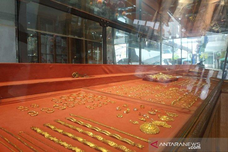 Harga emas di Subulussalam bergerak naik
