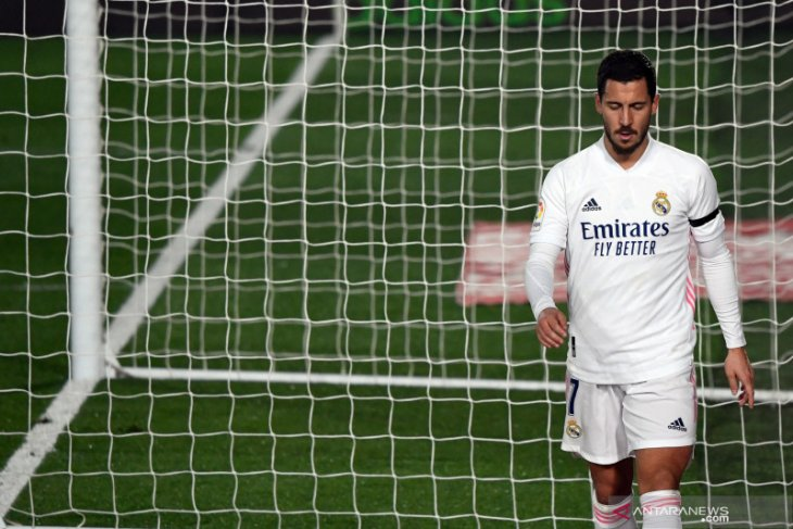 Liga Spanyol: Kedatangan Ancelotti adalah berita bagus, kata Hazard