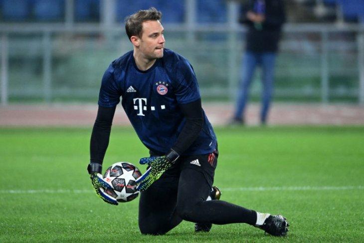 Bayern Munchen nantikan Neuer dan Coman bugar saat hadapi Lazio