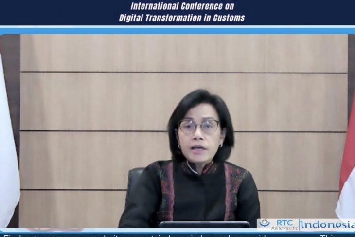 Digital transformation drives Indonesia's economy: Indrawati