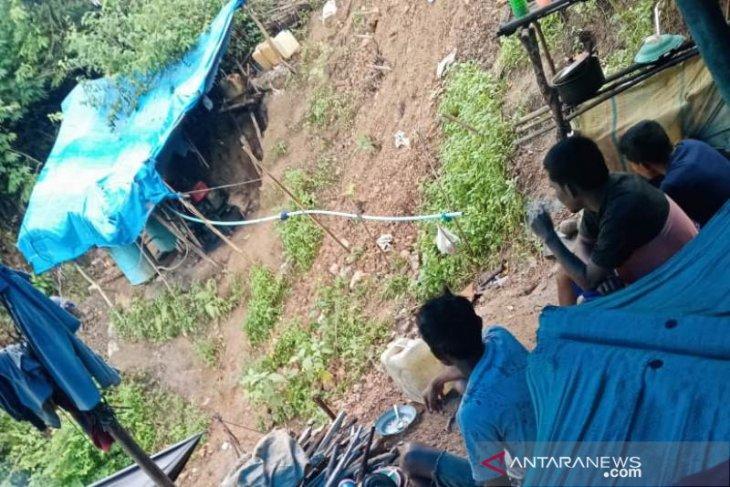 Dua penambang emas di Aceh Selatan meninggal dunia, tiga luka-luka