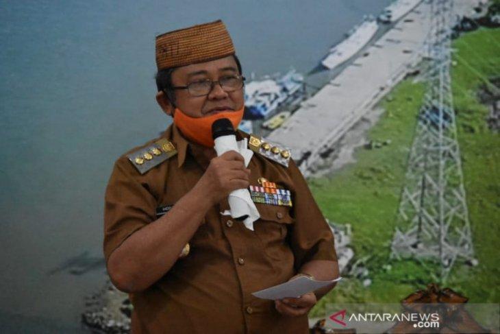 Vaksinasi COVID-19 Nakes Gorontalo Utara sukses
