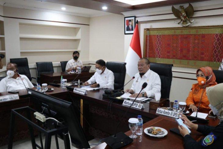 Menpora: venue PON Papua hampir 100 persen rampung