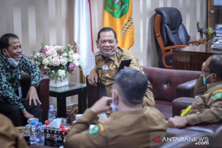 Sinergi Pemkot Padangsidimpuan bersama Bank Indonesia semakin kuat