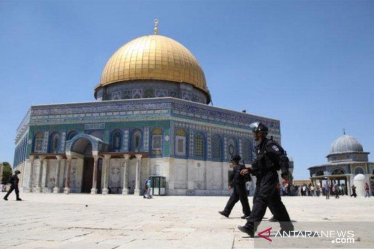 MUI apresiasi sikap Pemerintah soal Palestina