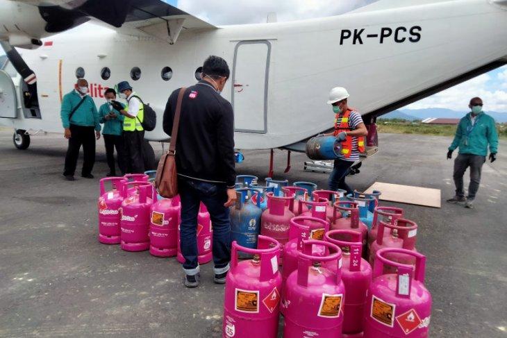 Warga perbatasan Malaysia harapkan pasokan LPG 12 kg rutin