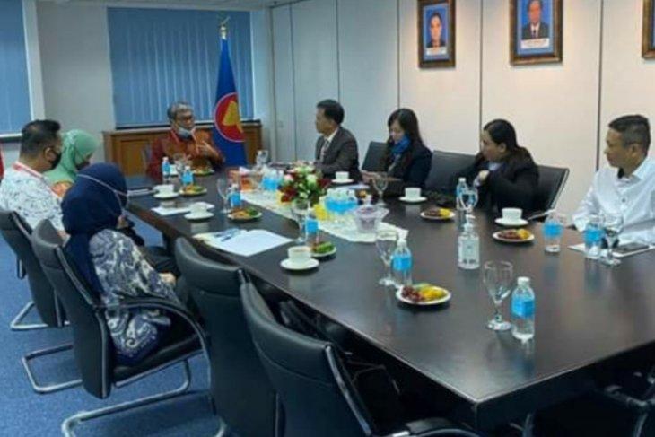 Sarawak siap bangun kantor dagang di Pontianak, KJRI Kuching bahas kerjasama pasca pandemi