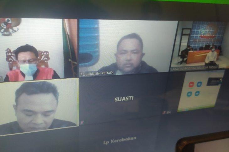 Pengedar narkotika jaringan Malaysia-Bali diadili di PN Denpasar
