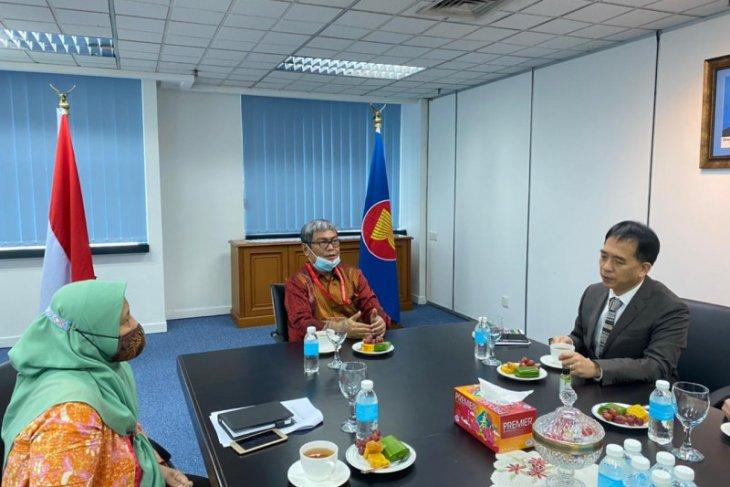 KJRI Kuching bahas kerja sama bidang pariwisata dan kebudayaan dengan Sarawak