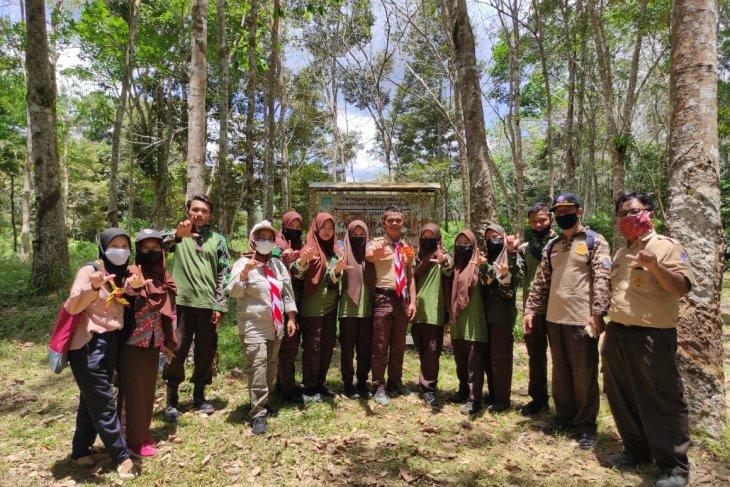 Kunjungi Peninggalan Sejarah Prasasti Kota Kapur