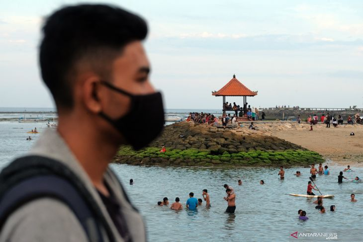 Vaccination campaign key for revival of Bali's tourism industry